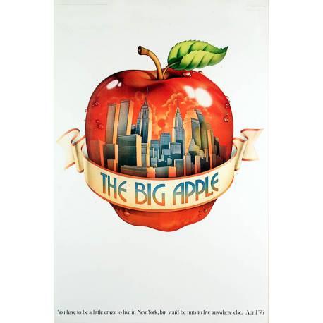 the big apple. Black Bedroom Furniture Sets. Home Design Ideas